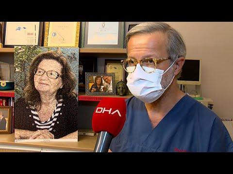 Koronavirüse yenilen Prof. Dr. Feriha Öz'ün oğlu: Virüsü tespit ettiğimiz zaman 'Şansa bak be' dedi