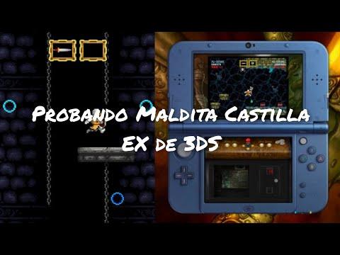 Probando Maldita Castilla EX de 3DS (Abylight/Locomalito)
