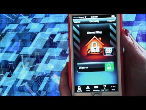 Custom Alarm Connected Home Commercial