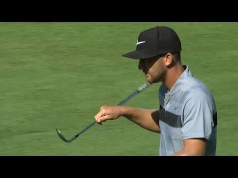 Kevin Chappell Round 2 highlights from the TOUR Championship