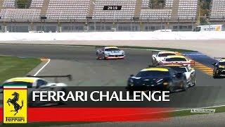 Ferrari Challenge Europe – Valencia 2017, Coppa Shell Race 1
