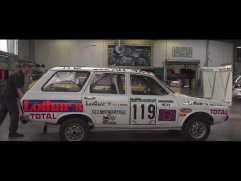Restauration de la Renault 12 SINPAR | Renault Classic