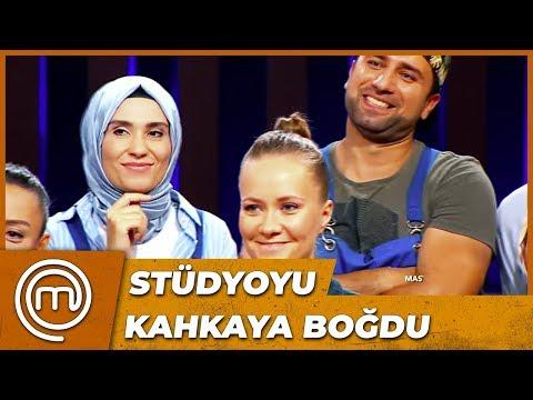 Mustafa'dan İlginç Soru | MasterChef Türkiye