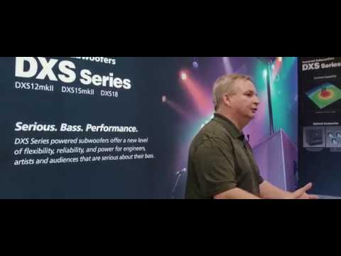 Yamaha DXSmkII Powered Subwoofer   NAMM Show 2018   Yamaha Music