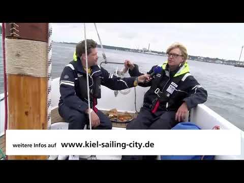 Sonnenklar.TV goes Kiel - Teil 2: Segeln auf der Kieler Förde
