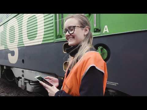 Green Cargo skapar en digital arbetsplats med intranätet som nav