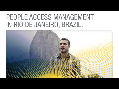 People Access Management Rio, Brazil [English]