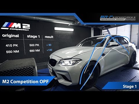 M2 Competition OPF & Akrapovic Slip-On Line + Evolution Link Pipe Set + Sound Kit BY BR-Performance