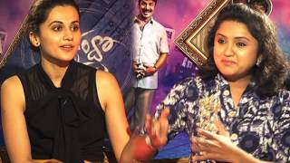 Tapsee's bold clarification on Raghavender Rao controversy!
