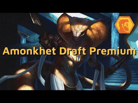 MTGA Amonkhet Draft - Selesnya Aggro #2 (MÍTICO!!!)