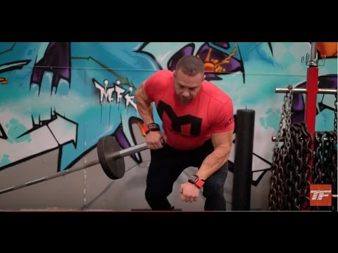 GYM HACK | Landmine Meadows Row for a Thick Back