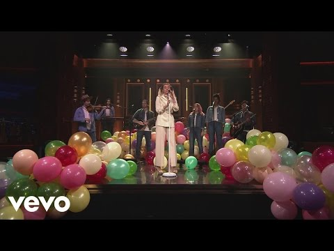connectYoutube - Miley Cyrus - Malibu (The Tonight Show Starring Jimmy Fallon)