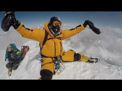 Torkjel ble tidenes yngste nordmann på Mount Everest - SATS ELIXIA