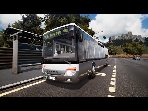 Oke, dit is een onverwachts einde.. - Bus Simulator 2018