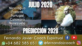 5 DE JUNIO 2020 | PREDICCIONES DE JULIO 2020|VARIOS PAÍSES|VIDENTE FERNANDO JAVIER COACH ESPIRITUAL|