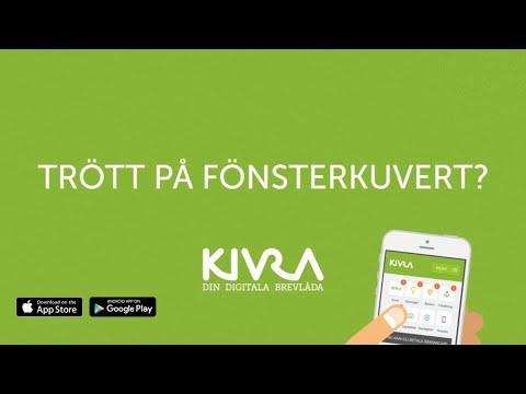 Kom igång med Kivra!