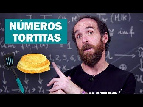 ¿Sabes qué son los NÚMEROS TORTITAS o NÚMEROS PANCAKE?