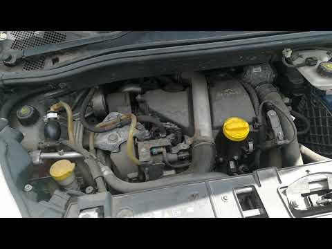 Renault Scenic 2012 m dalys