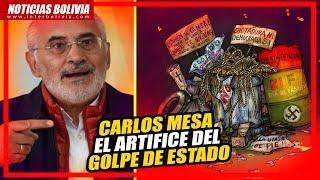 ???? CRONOLOGÍA DEL GOLPE DE ESTADO EN BOLIVIA por CARLOS MESA