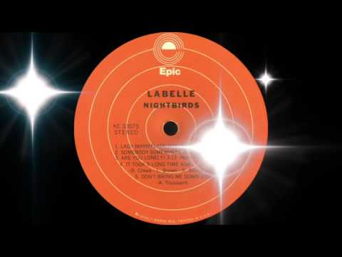 connectYoutube - Labelle - Lady Marmalade (Epic Records 1974)