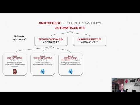 Taloushallinnon työ ja tulevaisuus 2021: Jarkko Tolvanen