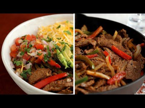 Steak Tacos & Next Day Grain Bowl ? Tasty