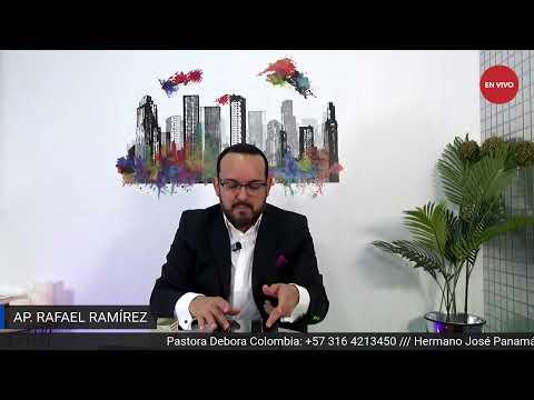 UNIDOS EN CLAMOR POR LA NACIONES (1.Corintios: 2-4 DIA 7) - APÓSTOL RAFAEL RAMÍREZ CANAL OFICIAL