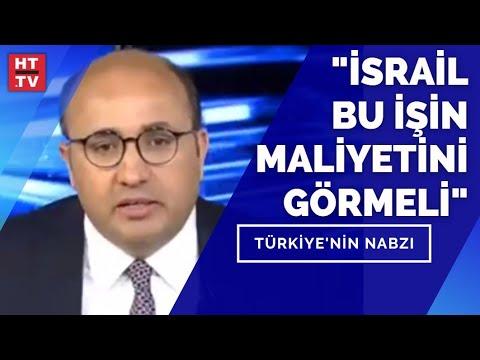 İsrail'in saldırganlığının sebebi ne? Prof. Dr. Mehmet Şahin yanıtladı