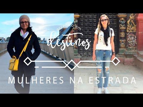 Mulheres Viajando Sozinhas: Irlanda, Tibet e Nepal | Ep.8 #AcreditoEmDestinos