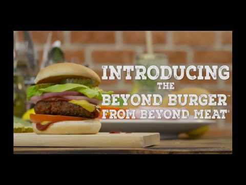 The Beyond Burger, A New Breed Of Burger