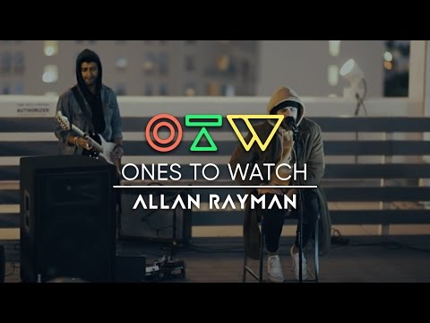 "Allan Rayman - ""Tennessee"" (Live Performance) 