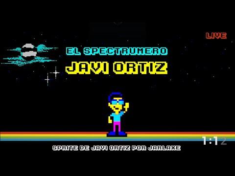 Video Presentación Directos: El Spectrumero Javi Ortiz (Javier Fopiani & Laura Gonz)