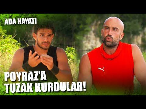Çağrı ve Batuhan'dan Poyraz'a Tuzak | Survivor 2021