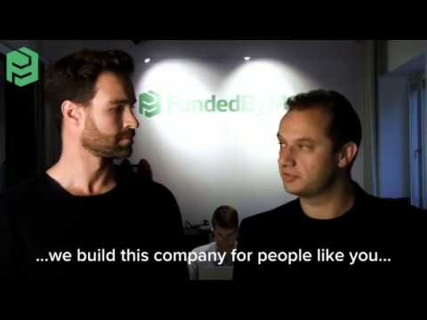 Arno Smit and Daniel Daboczy about the upcoming funding round