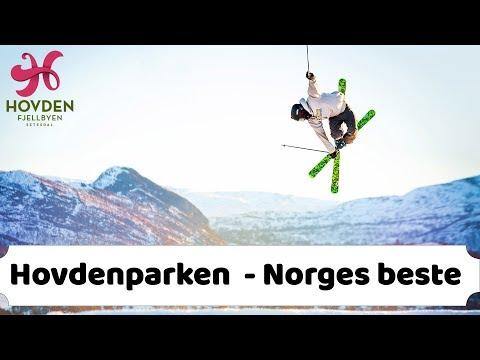 Terrengparken på Hovden | Norges beste terrengpark