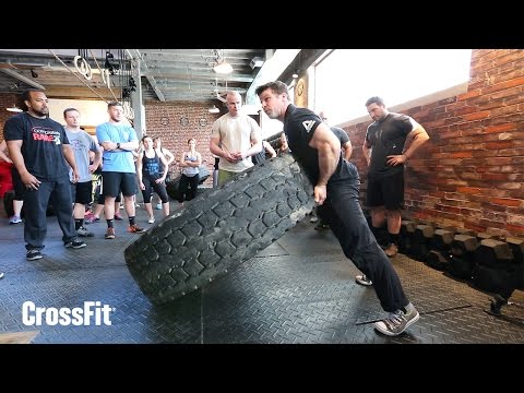 Tire Flip: One Size Does Not Fit All