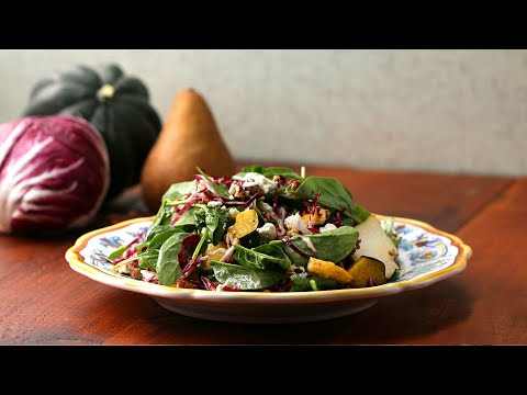 How To Make A Perfect Harvest Salad For Fall ? Tasty