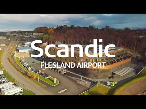 Scandic Flesland Airport hotell