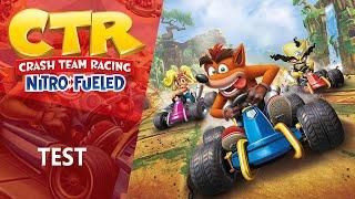 Vidéo-Test : TEST | Crash Team Racing Nitro-Fueled - Le remake de CTR !