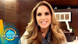 ¡Lucero nos platica EN EXCLUSIVA del futuro musical de su hija! | Venga La Alegría