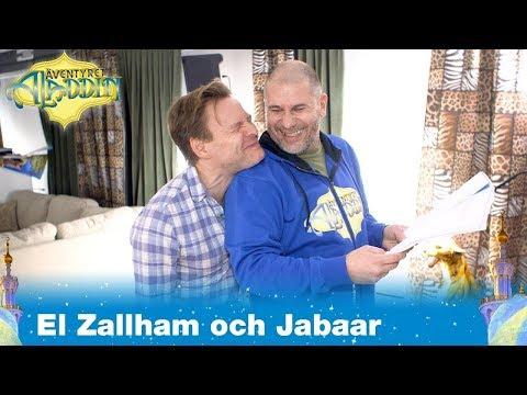 El Zallham, Jabaar & Aladdin