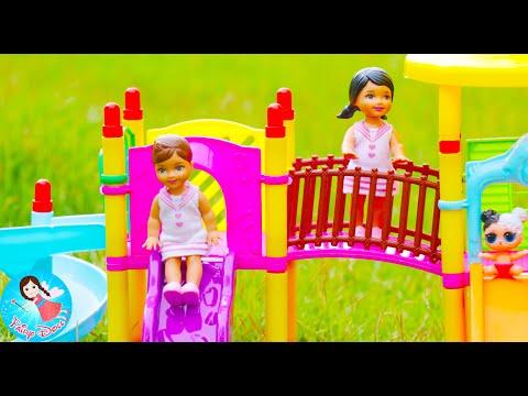 รีวิวของเล่น-สนามเด็กเล่นBarbi