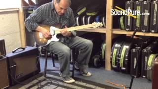 Ernie Ball Music Man Axis Super Sport Semi-Hollow Guitar - Quick n' Dirty