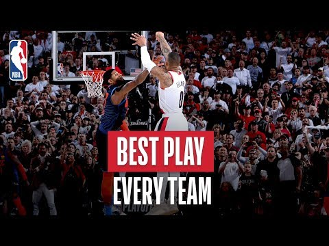 NBA's Best Play Of Every Team | 2018-19 NBA Season