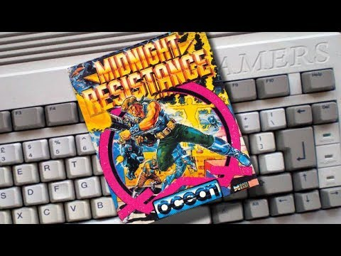 Amigamers Review #15 Midnight Resistance