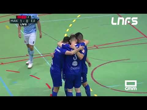 Manzanares Quesos El Hidalgo 2 - 1 CD El Ejido Futsal (3º Partido | FINAL | Play Off Ascenso)