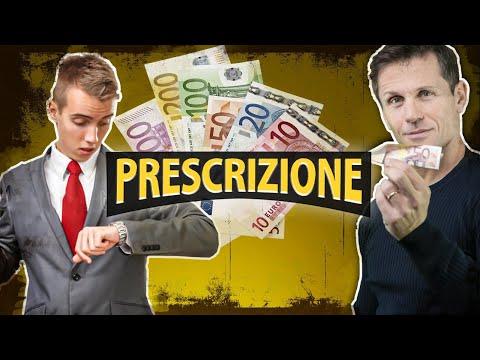 La PRESCRIZIONE: come ci si libera dai DEBITI | Avv. Angelo Greco