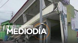 Noticias Telemundo Mediodía, 7 de enero 2020 | Noticias Telemundo