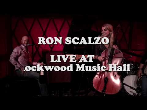 Ron Scalzo - Don't Be A Stranger Baby - live at Rockwood Music Hall NYC