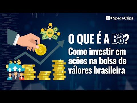 O que é a B3, a bolsa de valores brasileira, e como investir em ações